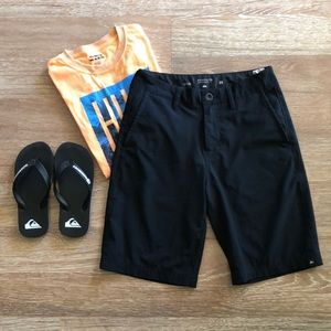 Quiksilver shorts for boys